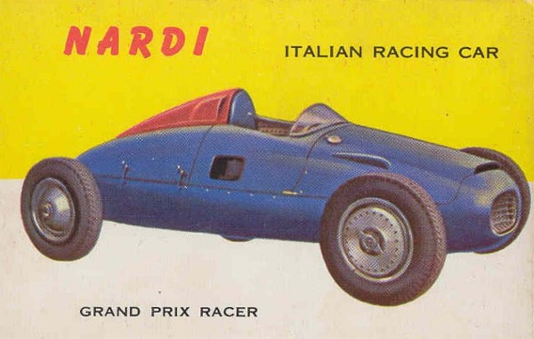Fiat Of Palm Springs >> Cliff Reuter Etceterini Nardi Cars SCCA Sports Car