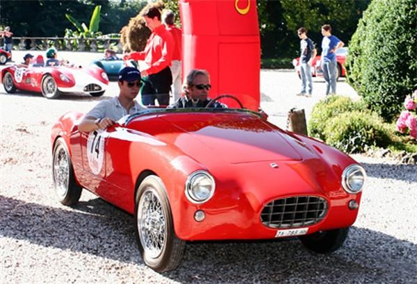 Cliff Reuter Moretti Etceterini Com Scca Sports Cars